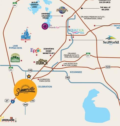 Kissimmee Vacation Homes For Sale: Imóveis Em Orlando